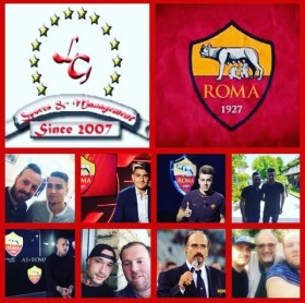 La LG Sports&Management a Trigoria - LG Sports&Management