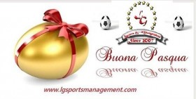 Buona Pasqua dalla LG Sports&Management - LG Sports&Management