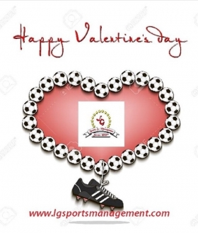 Happy Valentine's Day - LG Sports&Management
